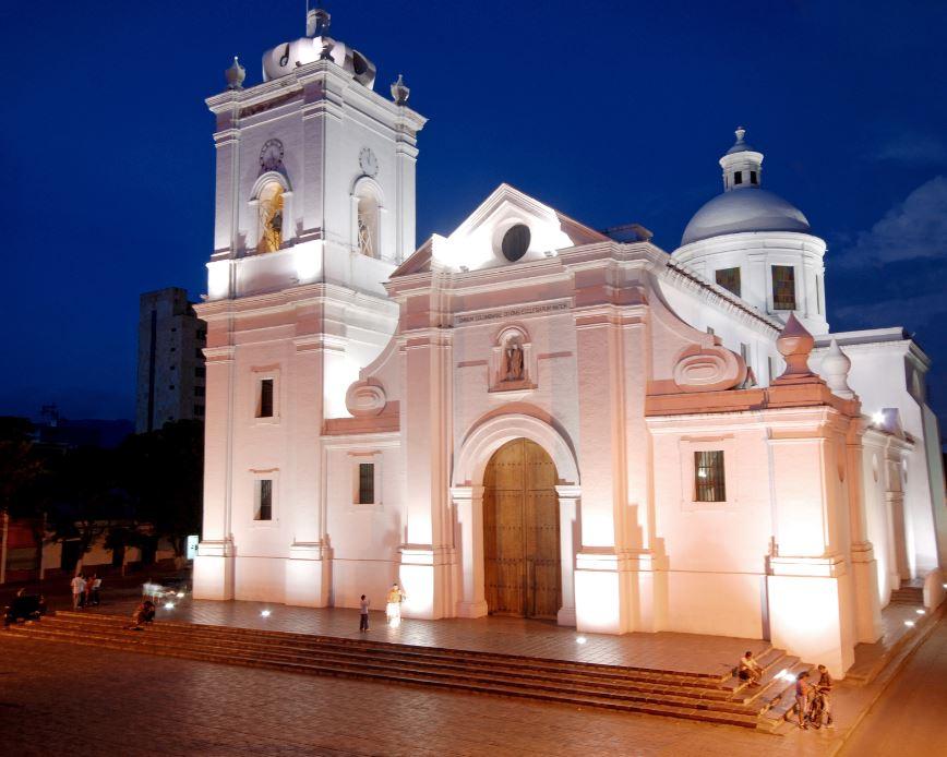 Información Catedral de Santa Marta Santa Marta